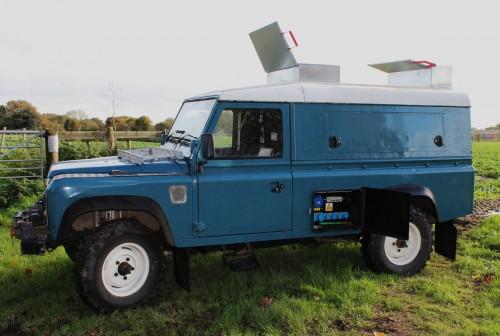Go anywhere Land Rover Defender
