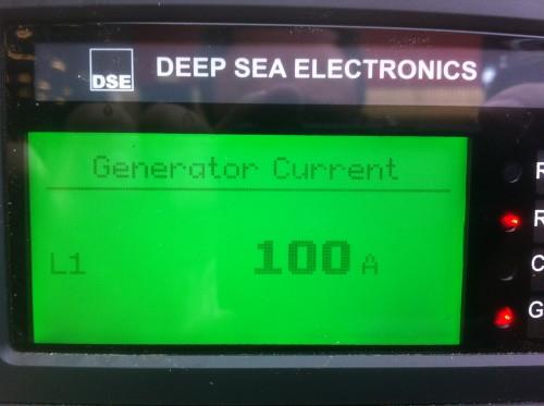 100A power